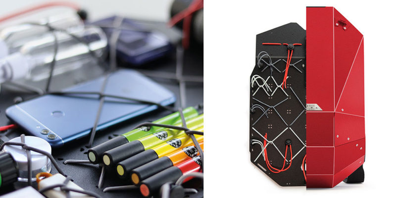 adaptable organizer for your backpack